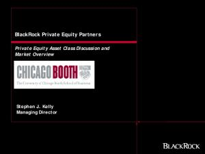 BlackRock Private Equity Partners