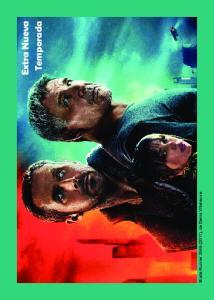 Blade Runner 2049 (2017), de Denis Villeneuve. Extra Nueva. Temporada