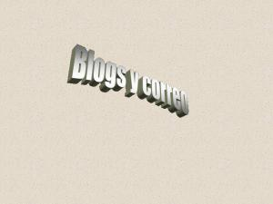 Blogs: Windows Live Writer