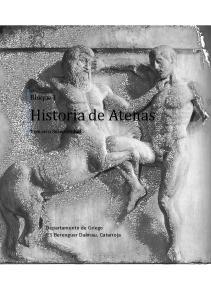Bloque I. Historia de Atenas. Temario Selectividad. Departamento de Griego IES Berenguer Dalmau, Catarroja