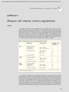 Bloqueo del sistema renina-angiotensina