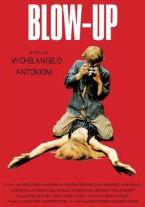 BLOW-UP. Ein Film von MICHELANGELO ANTONIONI