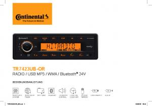 Bluetooth 24V