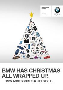 BMW HAS CHRISTMAS ALL WRAPPED UP