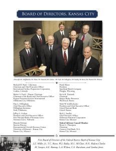 Board of Directors, Kansas City