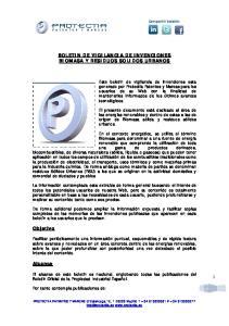 BOLETIN DE VIGILANCIA DE INVENCIONES BIOMASA Y RESIDUOS SOLIDOS URBANOS
