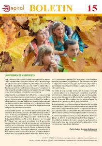BOLETIN LA IMPORTANCIA DE SER DIFERENTES CENTRO ESPIRAL, DESDE ESPIRAL DE ILUSIONES