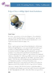 Bolgesel biyocesitliligi dijital olarak haritalama