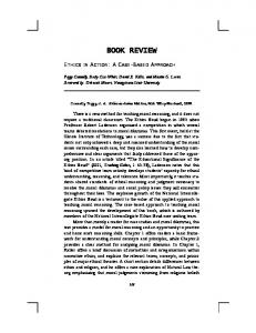 BOOK REVIEW. Peggy Connolly, Becky Cox-White, David R. Keller, and Martin G. Leever Reviewed by: Deborah Mower, Youngstown State University