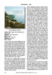 Book Reviews THE CASTLE STUDIES GROUP JOURNAL NO 29: