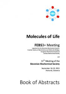 Book$of$Abstracts$ Molecules(of(Life( !!!!!!!! !! FEBS3+!Meeting!