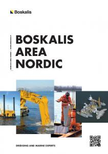 BOSKALIS AREA NORDIC  BOSKALIS AREA NORDIC DREDGING AND MARINE EXPERTS