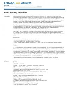 Bovine Anatomy, 2nd Edition