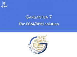 BPM solution