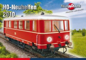 BR 186. TILLIG Modellbahnen GmbH & Co. KG