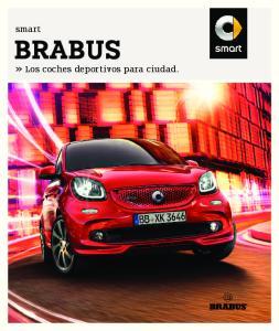 BRABUS. smart. >> Los coches deportivos para ciudad