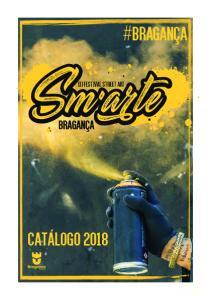 #BRAGANÇA. catálogo III festival street art [ 1 ]