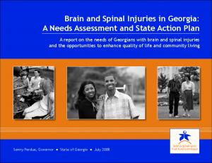 Brain and Spinal Injuries in Georgia: A Needs Assessment and State Action Plan