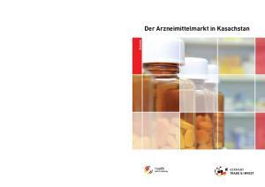 Branche. Der Arzneimittelmarkt in Kasachstan