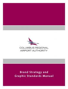 Brand Strategy and Graphic Standards Manual
