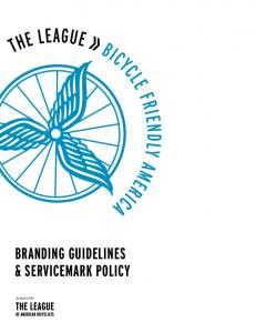 BRANDING GUIDELINES & SERVICEMARK POLICY