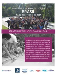 BRASIL 4 a 10 de novembro de 2017