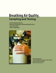 Breathing Air Quality,