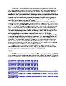 BREEAM. _Guide_ISSUE_2_0.pdf 10