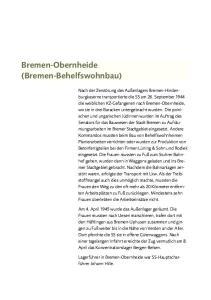 Bremen-Obernheide (Bremen-Behelfswohnbau)