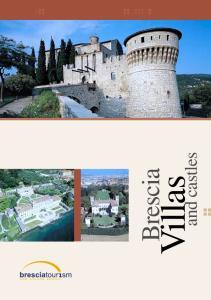 Brescia. Villas. and castles