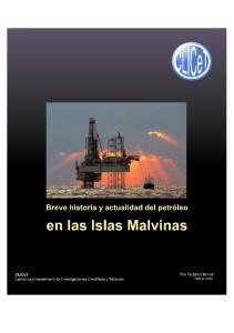 Breve historia y actualidad del petróleo en las Islas Malvinas