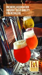 Brewers Association Draught Beer Quality for Retailers
