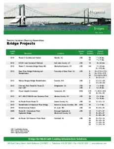 Bridge the World with Leading Infrastructure Solutions