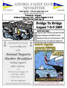 Bridge To Bridge August