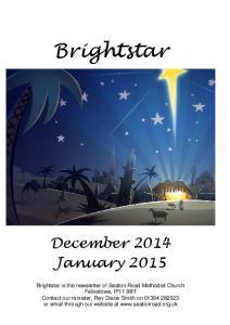 Brightstar. December 2014 January 2015
