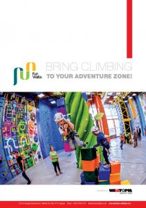 BRING CLIMBING TO YOUR ADVENTURE ZONE! a brand of