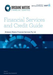 Brisbane Waters Financial Services Pty Ltd