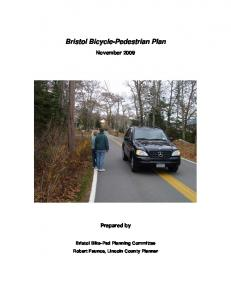Bristol Bicycle-Pedestrian Plan