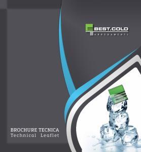 BROCHURE TECNICA Technical Leaflet