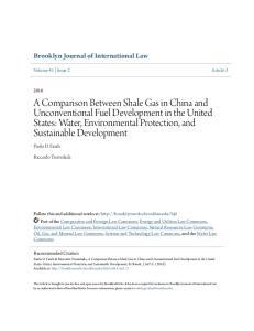 Brooklyn Journal of International Law