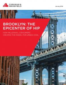BROOKLYN: THE EPICENTER OF HIP
