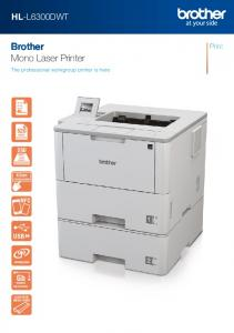 Brother Mono Laser Printer