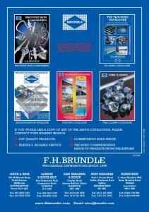 BRUNDLE QUALITY SERVICE KEENEST PRICES THE FENCING CATALOGUE INDUSTRIAL FENCING AND SECURITY PRODUCTS FENCING CATALOGUE