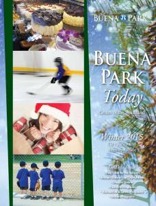 Buena Park. Winter 2015