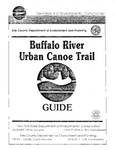 Buffalo River Urban Canoe Trail