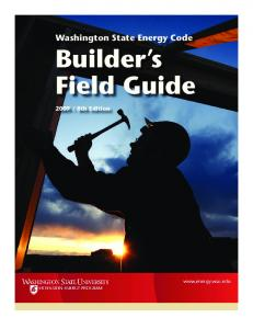 Builder s Field Guide