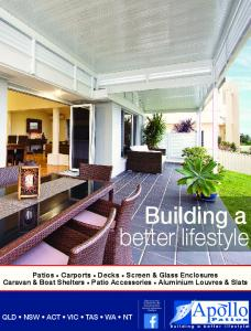 Building a better lifestyle