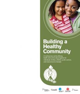 Building a Healthy Community