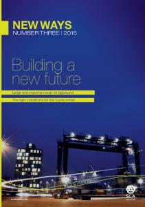 Building a new future