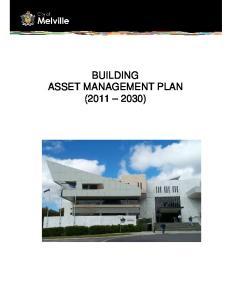 BUILDING ASSET MANAGEMENT PLAN ( )